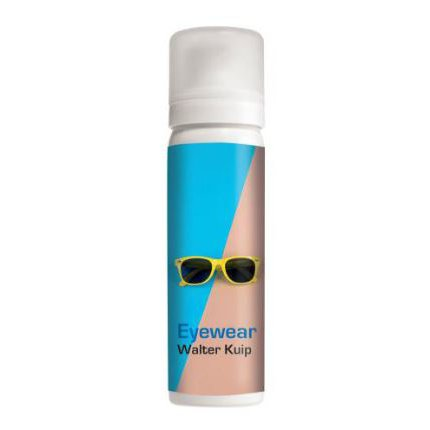 Aluminium flacon aftersun Mousse | 50 ml